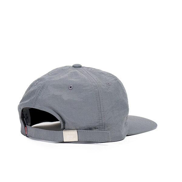 【EST】Herschel Albert 後調式 棒球帽 灰 [HS-1020-139] G0128 1