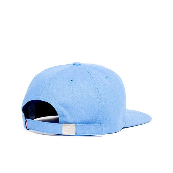【EST】HERSCHEL ALBERT 後調式 棒球帽 淺藍 [HS-1020-159] G0706 1