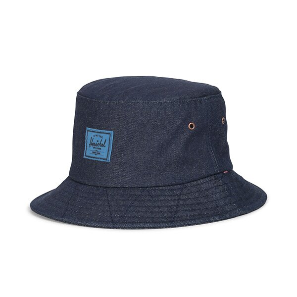 【EST】Herschel Lake 藍標 漁夫帽 丹寧 深藍 [HS-1025-172] G0422 0