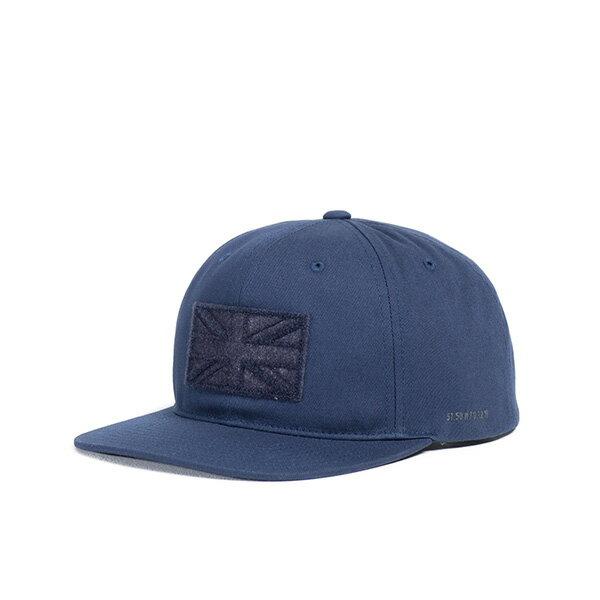 【EST】HERSCHEL WELLS BRITISH 後扣 棒球帽 深藍 [HS-1050-156] G0128 0