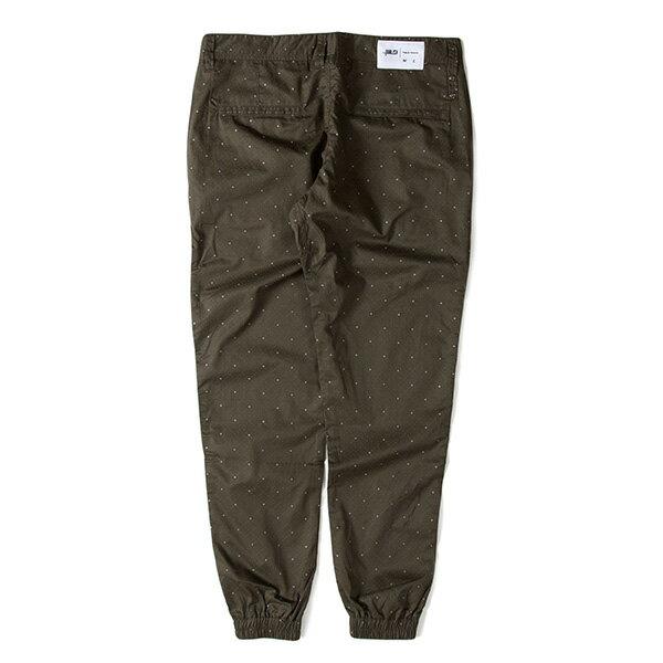 【EST】Publish D1 Faxon Jogger 3M反光 點點 格紋 長褲 束口褲 墨綠 [PL-5352-035] F1102 1