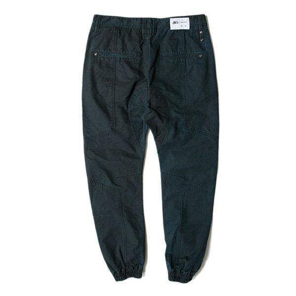 【EST】PUBLISH D1 RICH JOGGER 水洗 縫線 工作褲 長褲 束口褲 深藍 [PL-5353-086] F1102 1