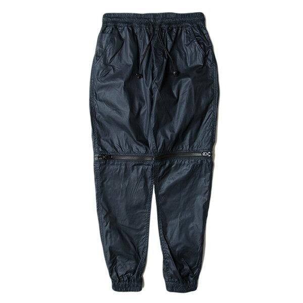 【EST】PUBLISH D1 HESTER JOGGER 拉鍊 兩件式 短褲 長褲 束口褲 黑 [PL-5354-002] F1102 0