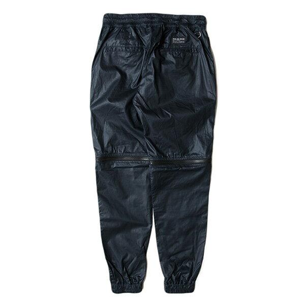 【EST】PUBLISH D1 HESTER JOGGER 拉鍊 兩件式 短褲 長褲 束口褲 黑 [PL-5354-002] F1102 1