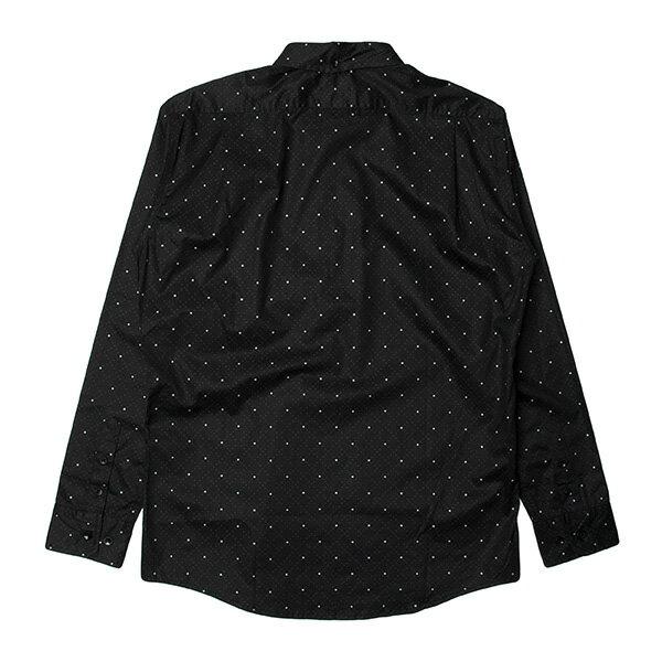 【EST】PUBLISH D1 STANLEY 3M反光 點點 格紋 防水 抗汙 長袖 襯衫 黑 [PL-5356-002] F1102 1