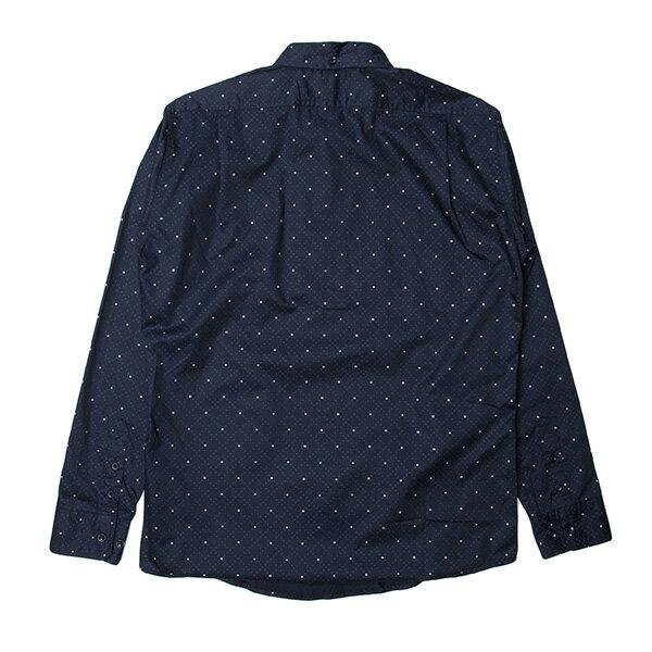 【EST】Publish D1 Stanley 3M反光 點點 格紋 防水 抗汙 長袖 襯衫 深藍 [PL-5356-086] F1102 1