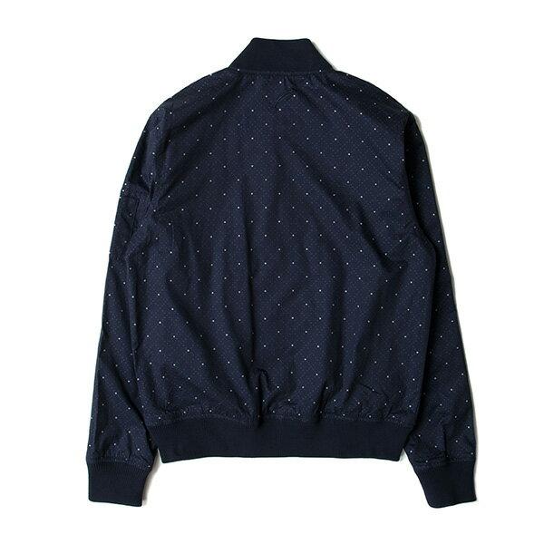 【EST】PUBLISH D1 ROSH 3M反光 點點 格紋 棒球外套 夾克 深藍 [PL-5362-086] F1102 1