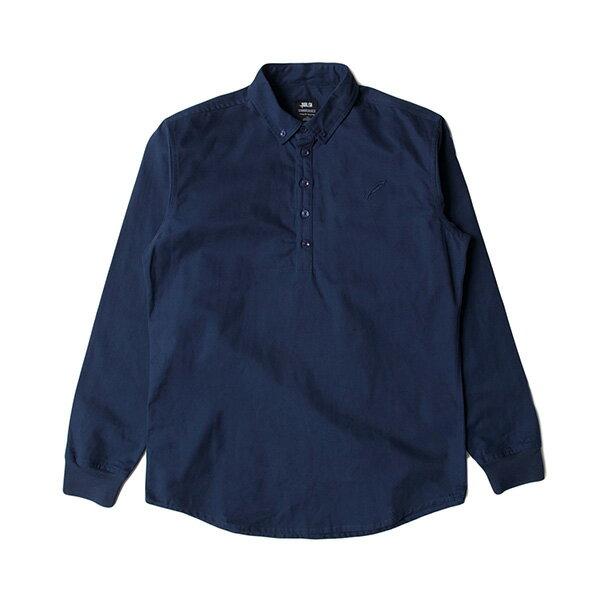 【EST】PUBLISH D1 FINLEY 長袖 襯衫 深藍 [PL-5371-086] F1102 0