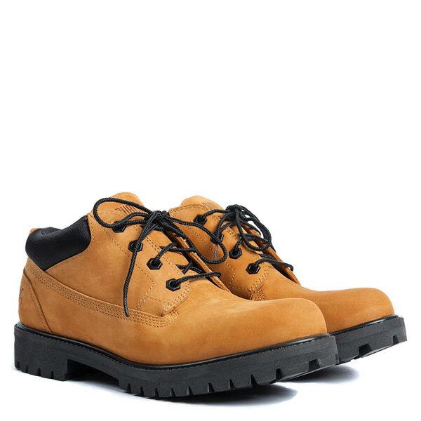 【EST】Timberland X Publish 聯名 Oxfords 經典 防水 牛津鞋靴 [PL-5379-537] 卡其 F1225 0
