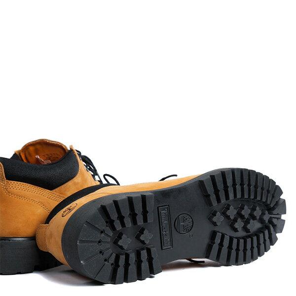 【EST】Timberland X Publish 聯名 Oxfords 經典 防水 牛津鞋靴 [PL-5379-537] 卡其 F1225 2