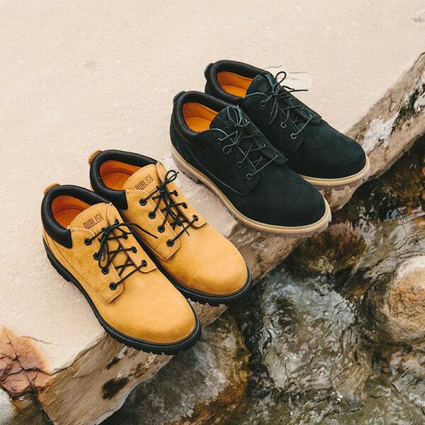【EST】Timberland X Publish 聯名 Oxfords 經典 防水 牛津鞋靴 [PL-5379-537] 卡其 F1225 4