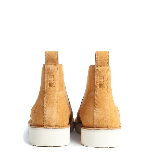 【EST】Timberland x Publish 聯名 CHELSEA 高筒 麂皮 切爾西靴 [PL-5380-537] 卡其 F12125 3