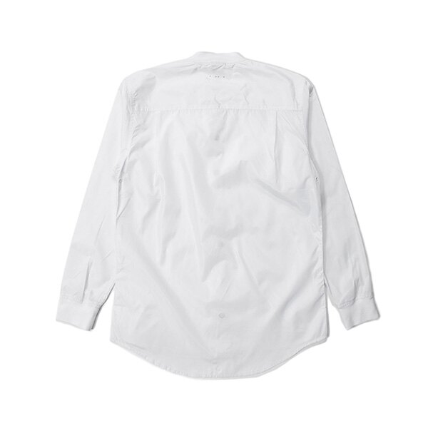【EST】PUBLISH MONO 3 CORVUS 羅紋 潛水布 長袖 襯衫 白 [PL-5385-001] G0126 1