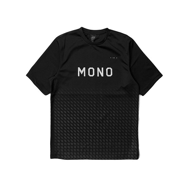 【EST】PUBLISH MONO 3 DARCY 足球衣 潛水布 幾何 短TEE 黑 [PL-5388-002] G0126 0