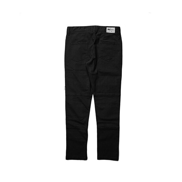 【EST】PUBLISH OGDEN 破壞 窄版 直筒褲 長褲 黑 [PL-5408-002] G0503 1