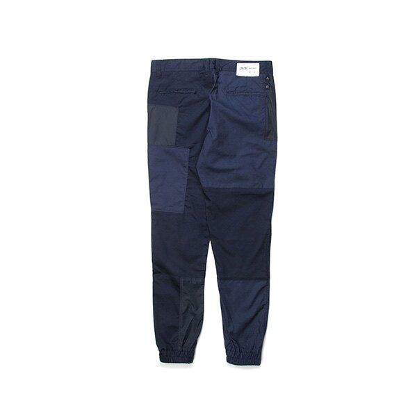 【EST】PUBLISH MARCELLO 拼布 長褲 束口褲 深藍 [PL-5409-086] G0503 1