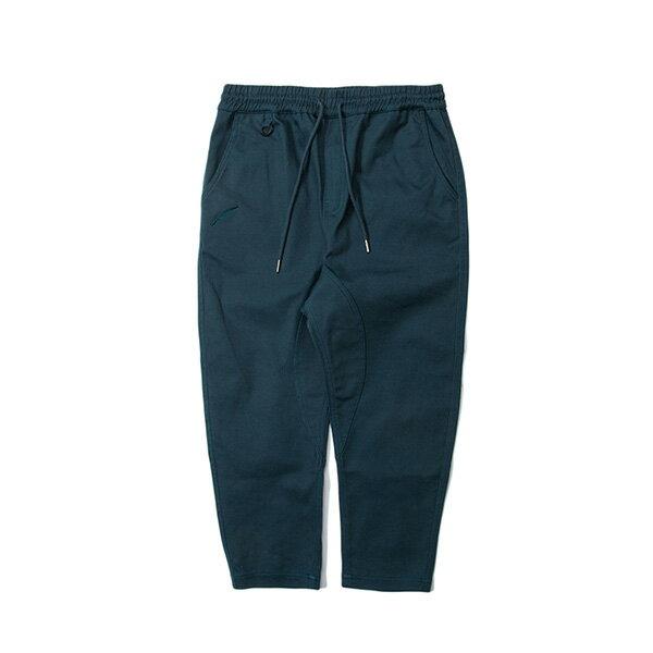 【EST】PUBLISH SLASH 綁帶 休閒 七分褲 深藍 [PL-5410-086] G0503 0
