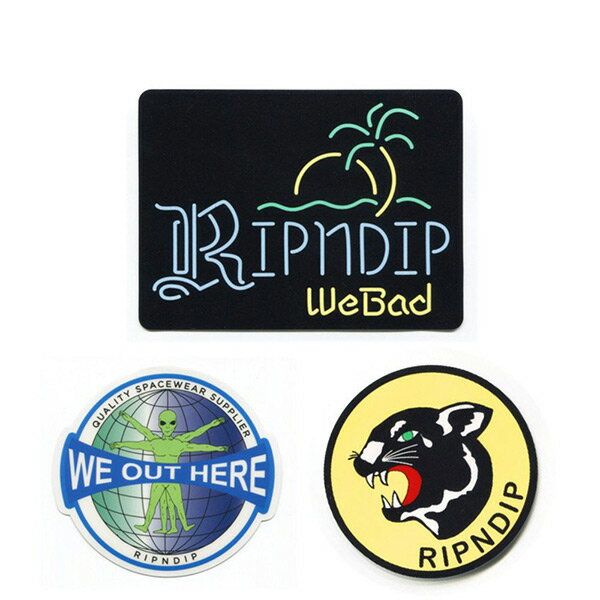【EST】RIPNDIP SUMMER STICKER PACK 貼紙組合包 [RD-0004-XXX] G0910 3