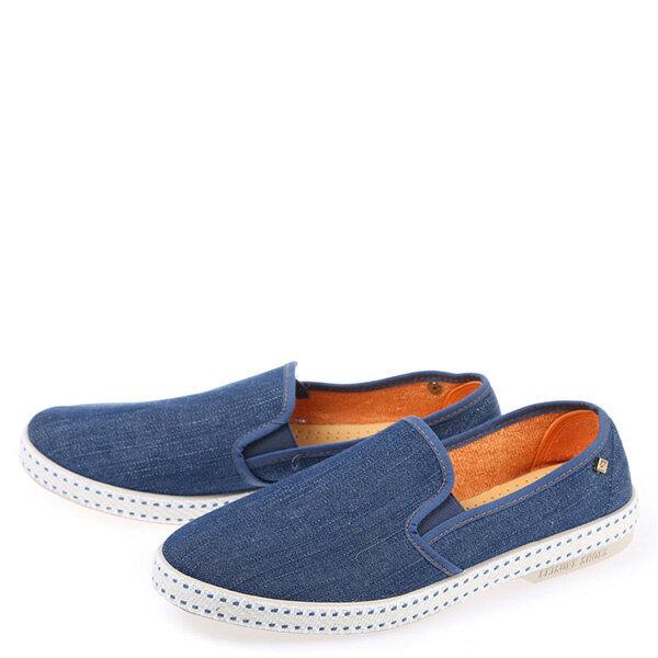 【EST】RIVIERAS 10度° 1053 丹寧 牛仔 懶人鞋 藍 [RV-1053-085] F0330 1