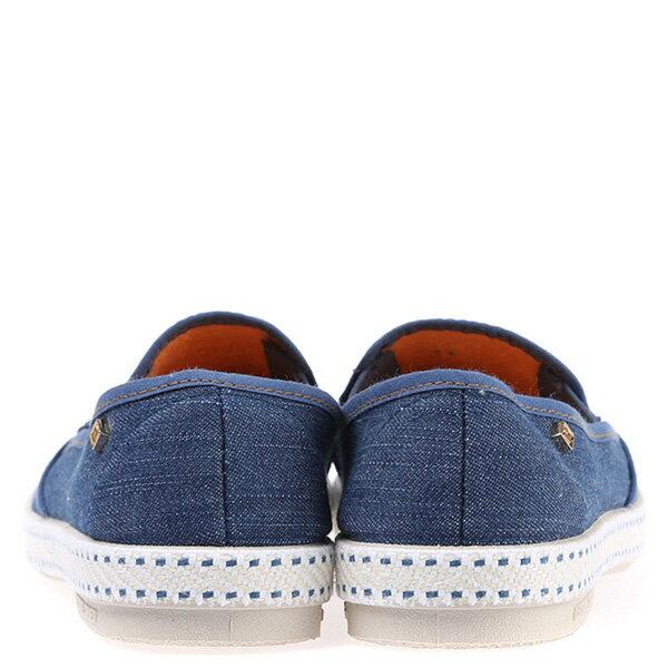 【EST】RIVIERAS 10度° 1053 丹寧 牛仔 懶人鞋 藍 [RV-1053-085] F0330 2