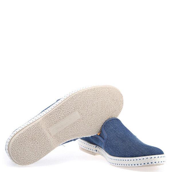 【EST】RIVIERAS 10度° 1053 丹寧 牛仔 懶人鞋 藍 [RV-1053-085] F0330 3