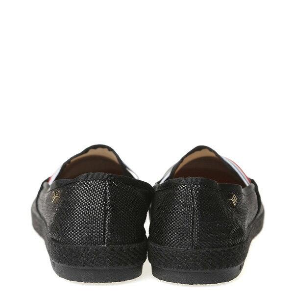 【EST】RIVIERAS 10度° 1119 法國 國旗 懶人鞋 黑 [RV-1119-002] G0428 3