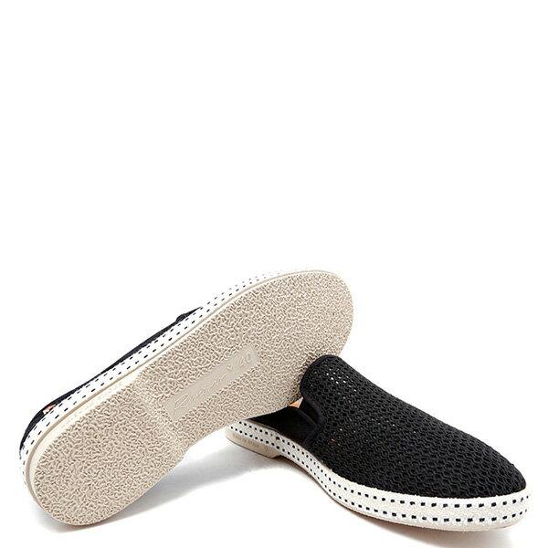 【EST】Rivieras 20度° 2001 半洞洞 懶人鞋 黑 [RV-2001-002] F0330 3