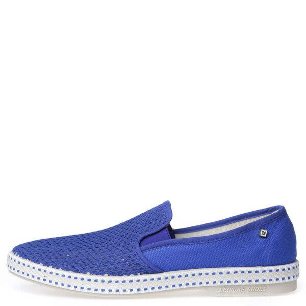 【EST】Rivieras 20度° 2006 半洞洞 懶人鞋 藍 [RV-2006-086] F0406 0