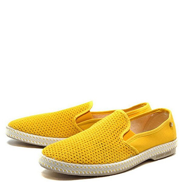 【EST】RIVIERAS 20度° 2008 半洞洞 懶人鞋 黃 [RV-2008-002] F0330 1