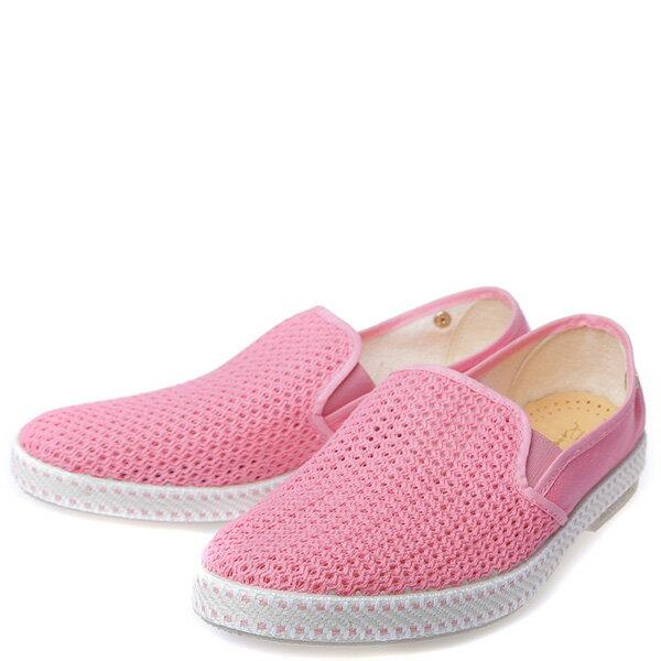 【EST】RIVIERAS 20度° 2012 半洞洞 懶人鞋 粉紅 [RV-2012-066] F0406 1
