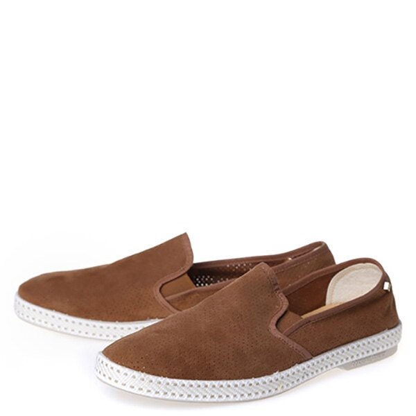 【EST】RIVIERAS 30度° 3025 洞洞 懶人鞋 咖啡 [RV-3025-052] F0330 1