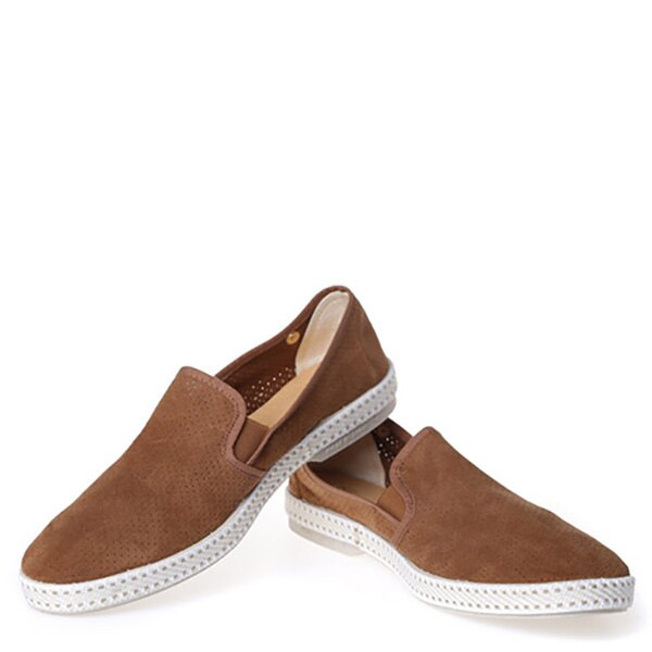 【EST】RIVIERAS 30度° 3025 洞洞 懶人鞋 咖啡 [RV-3025-052] F0330 2