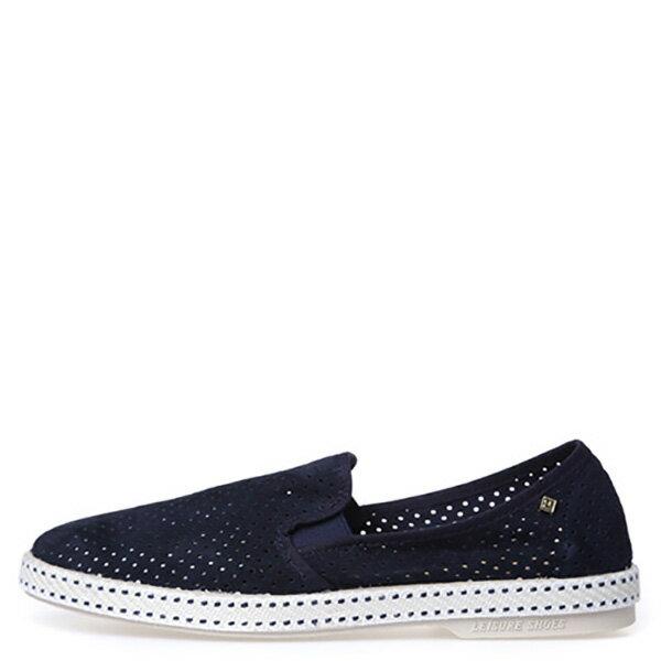 【EST】RIVIERAS 30度° 3034 洞洞 懶人鞋 藍 [RV-3034-086] F0330 0
