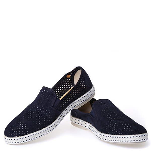 【EST】RIVIERAS 30度° 3034 洞洞 懶人鞋 藍 [RV-3034-086] F0330 2