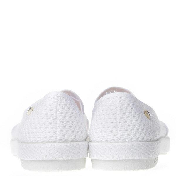 【EST】RIVIERAS 30度° 3200 洞洞 懶人鞋 白 [RV-3200-001] F0406 3