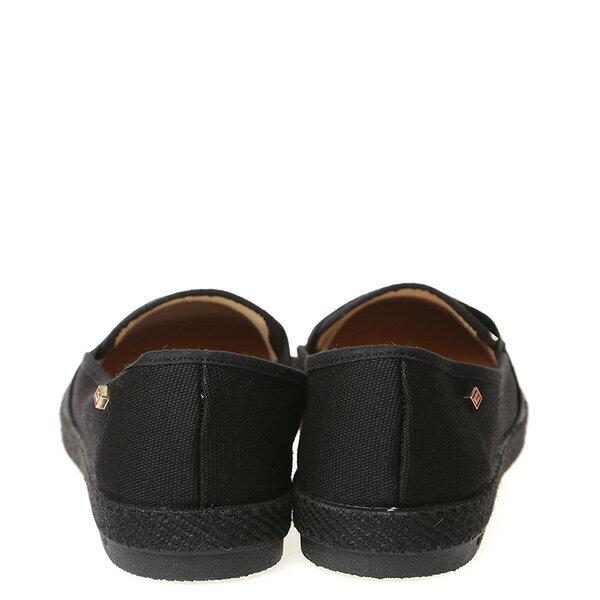 【EST】RIVIERAS 10度° 9181 帆布 懶人鞋 黑 [RV-9181-002] G0428 3