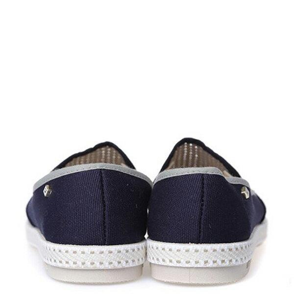 【EST】RIVIERAS 20度° 9213 半洞洞 拼接 懶人鞋 灰深藍 [RV-9213-007] F0330 4
