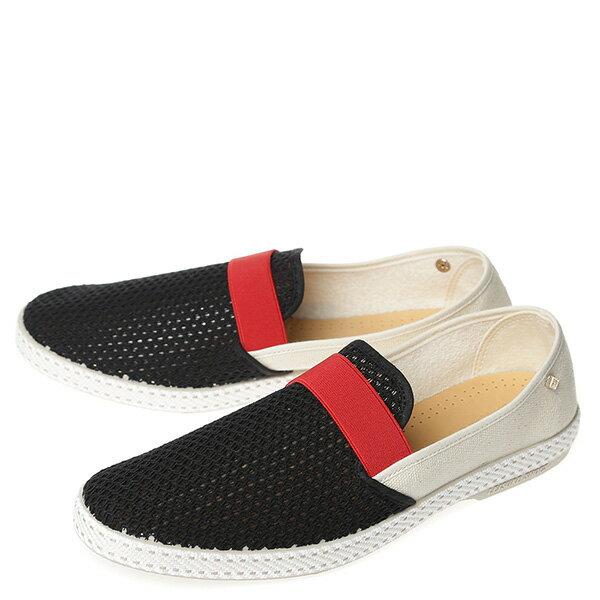 【EST】Rivieras 20度° 9271 半洞洞 拚色 懶人鞋 白紅黑 [RV-9271-XXX] G0428 1