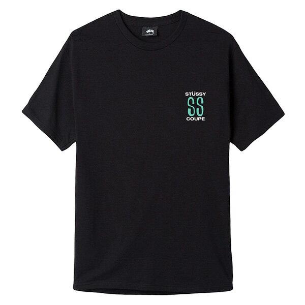【EST】STUSSY 1903807 COUPE 短TEE 黑 [ST-5256-002] G0428 0