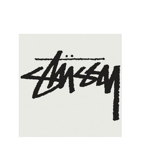 【EST】STUSSY 137143 ORIGINAL STOCK 貼紙 黑字 大 [ST-5276-002] G0428
