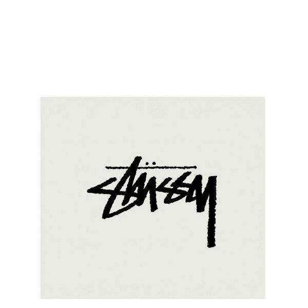 【EST】Stussy 137269 Original Stock 貼紙 黑字 小 [ST-5277-002] G0428 - 限時優惠好康折扣