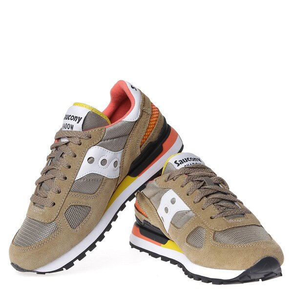 【EST】Saucony Shadow Original S11086-17 復古 慢跑鞋 女鞋 土黃橘 [SY-1108-617] G0107 2