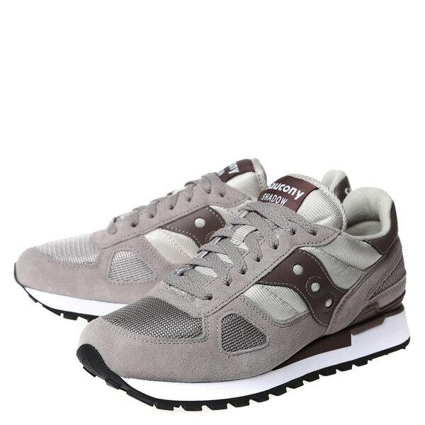 【EST】SAUCONY SHADOW ORIGINAL S2108-613 復古 慢跑鞋 男鞋 灰 [SY-2108-613] G0311 1