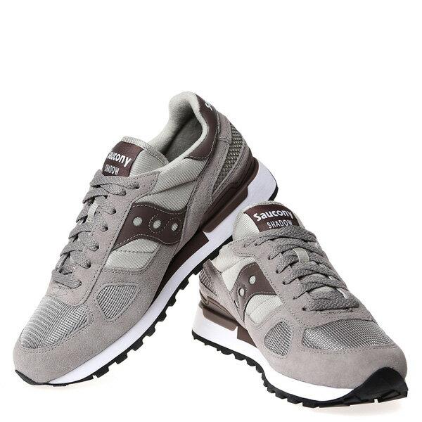 【EST】SAUCONY SHADOW ORIGINAL S2108-613 復古 慢跑鞋 男鞋 灰 [SY-2108-613] G0311 2