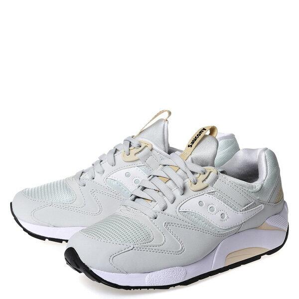 【EST】SAUCONY GRID 9000 S70077-47 復古 慢跑鞋 男鞋 白灰 [SY-7007-747] G0311 1