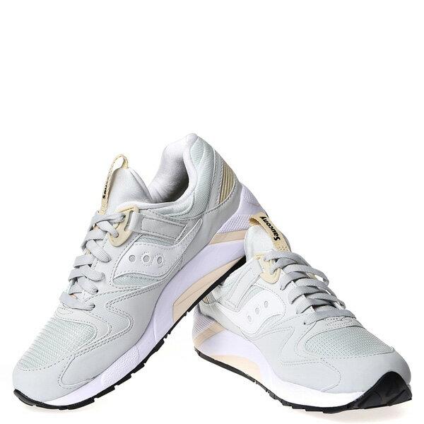 【EST】Saucony Grid 9000 S70077-47 復古 慢跑鞋 男鞋 白灰 [SY-7007-747] G0311 2