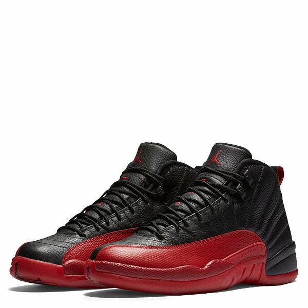 【EST O】Nike Air Jordan 12 Retro Flu Game 130690-002 黑紅流感 男鞋 G1004 1
