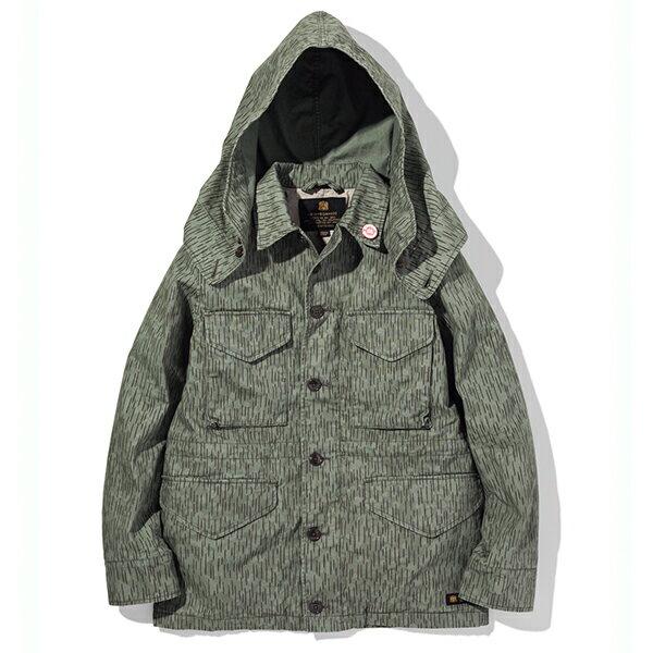 【EST O】NEIGHBORHOOD M-43 . CAMO / C-JKT 外套 迷彩綠 G0920