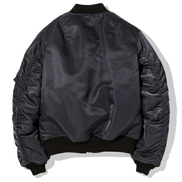 【EST O】NEIGHBORHOOD MA-1 / N-JKT 外套 黑 G0920 1