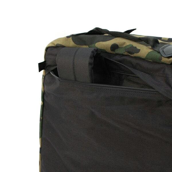 【EST O】A Bathing Ape 1St Camo Reflective 3Way Bag (Cordura) 三用後背包 反光迷彩 G0908 3
